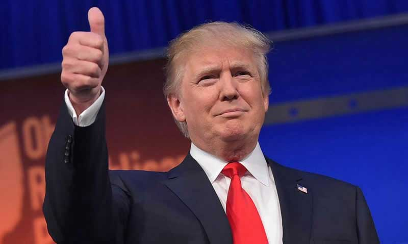 donald trump winning strategy