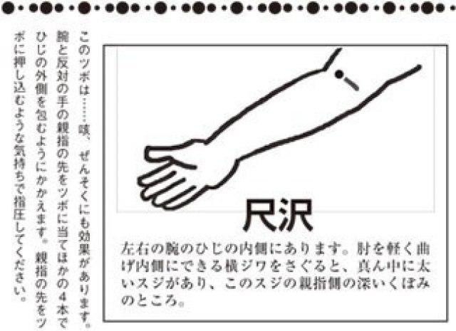 「尺沢」の画像検索結果