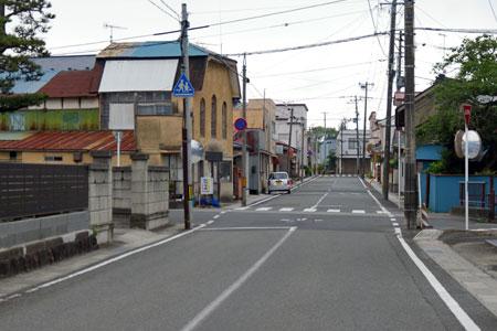 若柳(写真館)昭和初期の建物