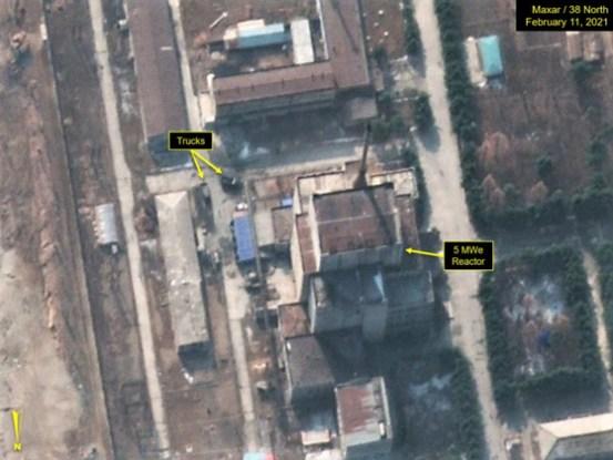 """38 북한 """"영변 원자력 단지 우라늄 농축 공장 가동 계속"""""""