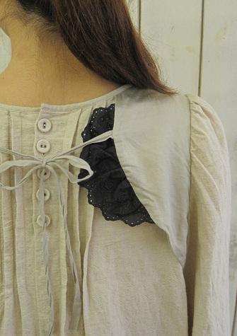 mudoca Walkure blouse