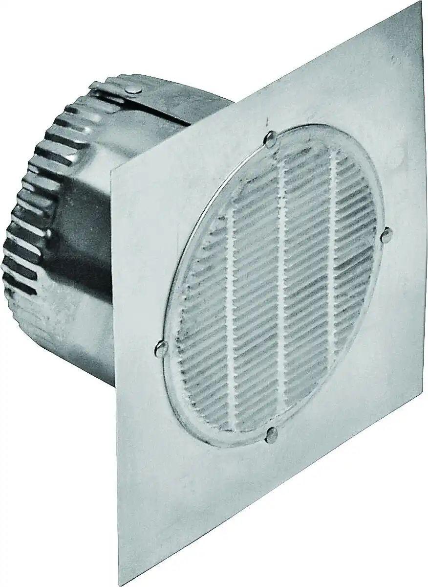 lambro 142 fan eave vent 4 inch