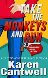 "Teaser from ""Take the Monkeys and Run"" #teasertuesday"