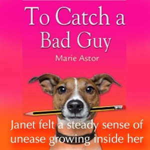 Excerpt from To Catch a Bad Guy #books #teasertuesday