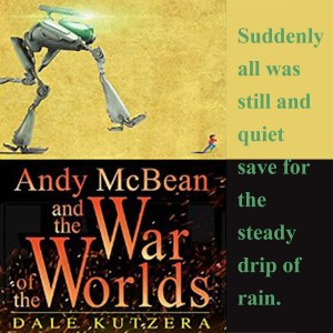 Excerpt from Andy McBean and the War of the Worlds
