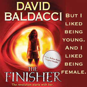 Excerpt from The Finisher by David Baldacci