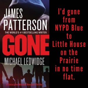 Excerpt from James Patterson's Gone