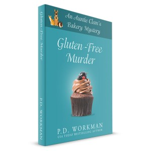 Release of Gluten-Free Murder and other Awesome New Releases