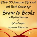 Brain to Books Holiday Event