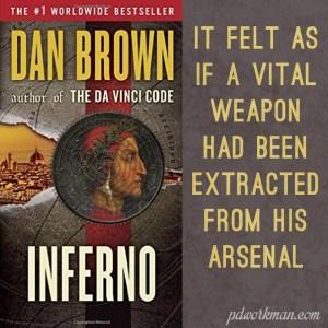 Excerpt from Dan Brown's Inferno