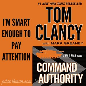 Excerpt from Command Authority