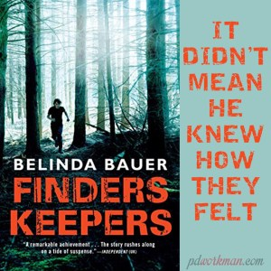 Excerpt from Finders Keepers