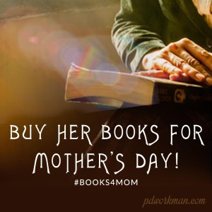 Books for Mom! Buy her books for Mother's Day