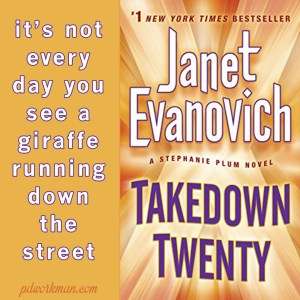 Excerpt from Takedown Twenty, a Stephanie Plum novel