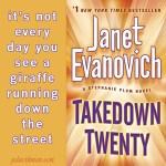 Excerpt from Takedown Twenty, a Stephanie Plum novel