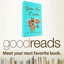 Goodreads Giveaway for Gluten-Free Murder