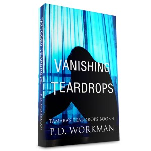 Vanishing Teardrops and other freebies