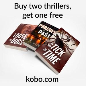 Kobo Thrillers Sale
