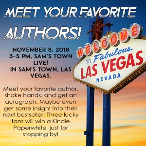 20Books Vegas @ Sam's Town Hotel & Gambling Hall 5111 Boulder Hwy Las Vegas NV 89122 United States