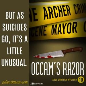 Excerpt from Occam's Razor