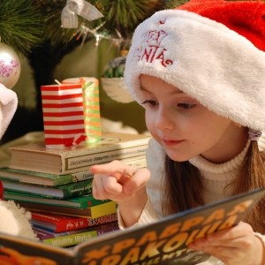What is your favourite Christmas book?