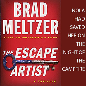 Excerpt from The Escape Artist