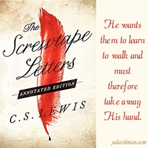 Excerpt from The Screwtape Letters