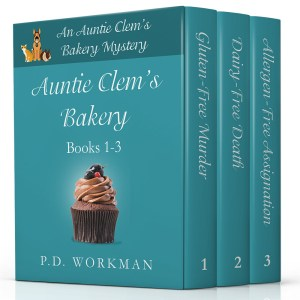 Sale on Auntie Clem's Bakery 1-3