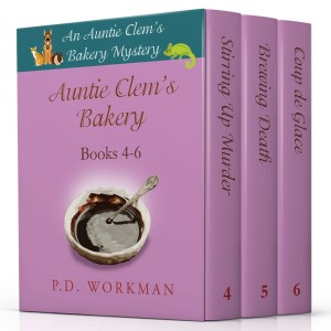 Flash Sale Auntie Clem's Bakery 4-6 $0.99