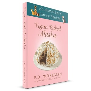 Flash sale on Vegan Baked Alaska