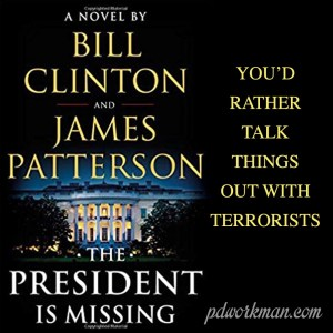 Excerpt from The President is Missing
