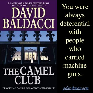 Excerpt from The Camel Club