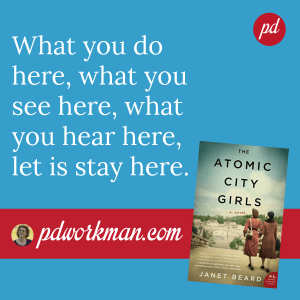 Excerpt from The Atomic City Girls