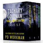 Zachary Goldman Private Investigator Cases 5-7