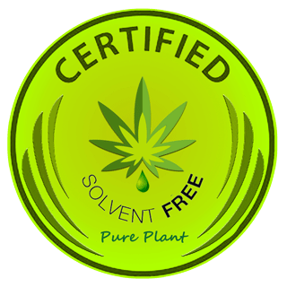 certified solvent free pure plant