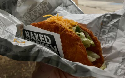 Naked Chicken Chalupa Remixed