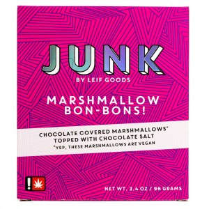 Junk Marshmallow Bon Bons Leif Goods | Green Box