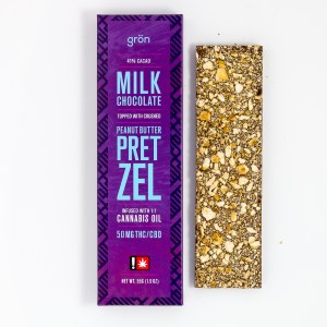 Milk Chocolate Peanut Butter Pretzel