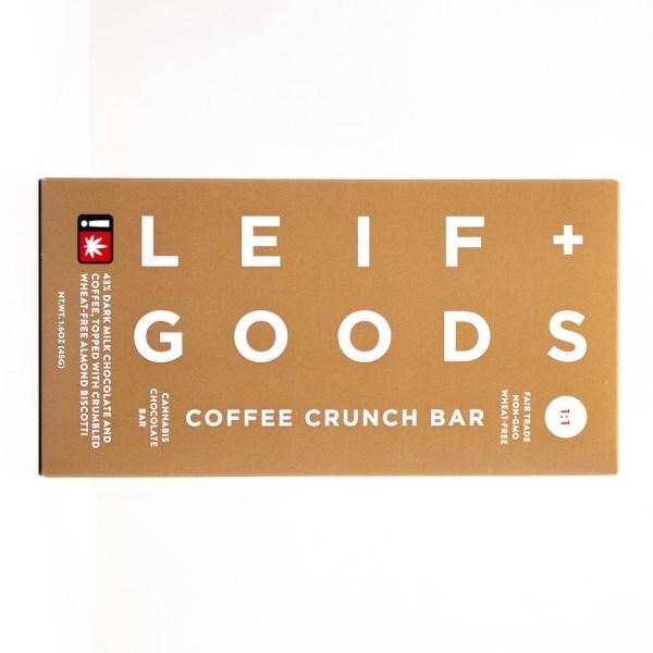 coffee crunch bar
