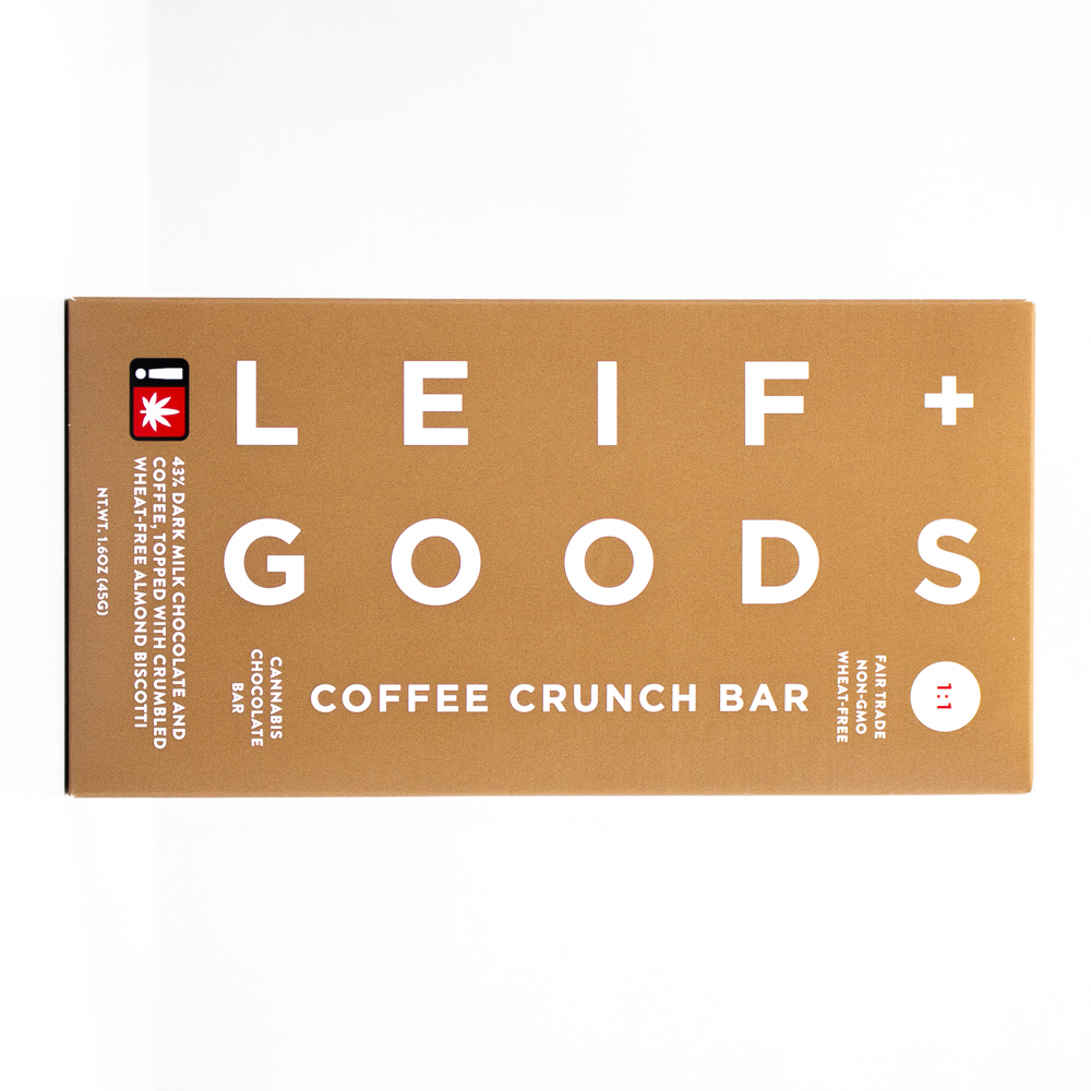 coffee crunch bar