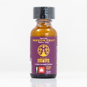 Passion Fruit Sativa Magic Drops