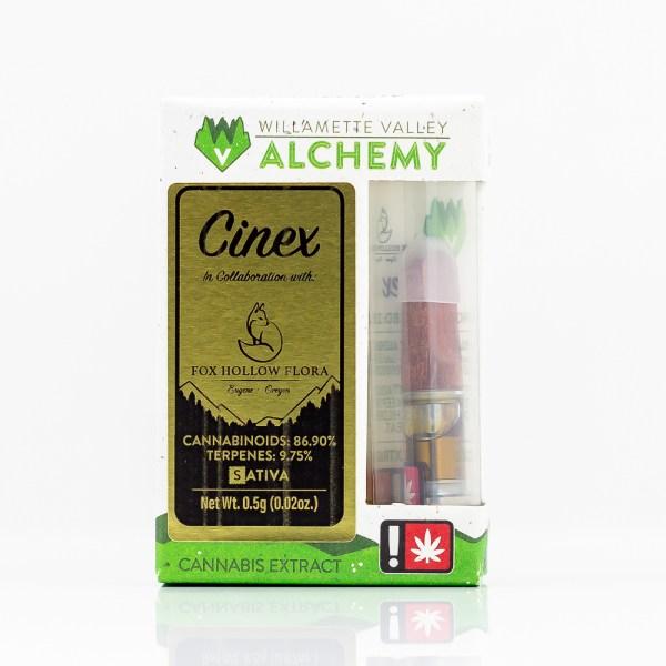 Cinex LLR CCELL Vape Cartridge by WVA