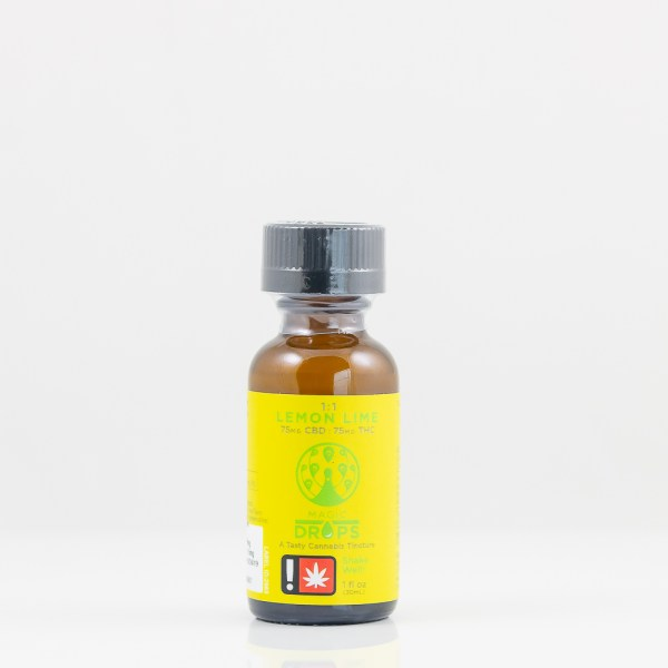 1:1 Lemon Lime Magic Drops