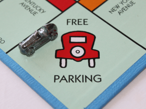 Monopoly Free Parking