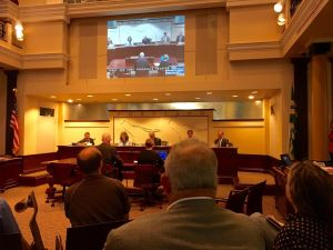 City Council Hears from BPS on Minimum Parking Requirements