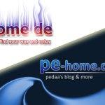 Wie aus peter-s-home.de pe-home.de wurde