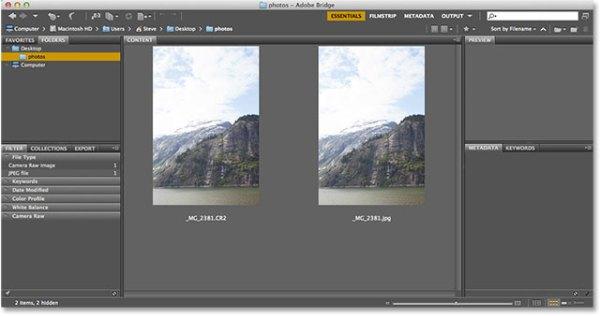 Raw vs JPEG For Photo Editing