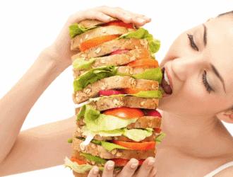 Құрамында көп калория бар тағамның көп бөлігін тастап кетуі керек