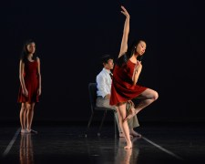 Letting Go (World Premiere), Choreography by Constance Dinapoli; Image: Paul Wegner