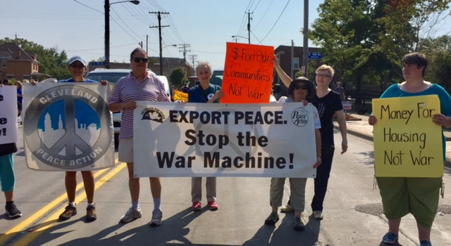 Move the Money – Fund Our Communities, Not War